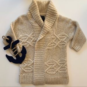 American Eagle 3/4 Sleeve Cardigan